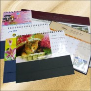 Calendar and planner printing